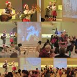 静岡県沼津市・社会福祉法人共生会様のクリスマスイベントに出演しました!
