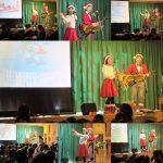 横浜市・峯岡幼稚園へクリスマスコンサートをお届けしました☆
