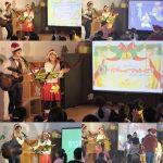 静岡県浜松市・キッズハウスえみしあクリスマスコンサートは大成功☆〜そして豊橋へ…