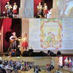 三重県立城山特別支援学校「音楽会」でコンサートを行いました☆