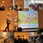 大阪府貝塚市・ひがし保育園の親子交流イベントに出演しました☆