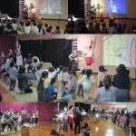 岩手県盛岡市・なかよし保育園のお楽しみ会に出演しました☆