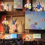 3年ぶり2回目!群馬県高崎市・中川幼稚園の音楽鑑賞会にコンサートをお届けしました☆