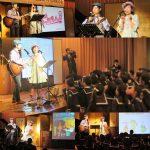 台東区幼稚園の卒園謝恩会に出演しました☆