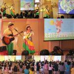 墨田区・ひきふね保育園父母会イベントにコンサートをお届けしました☆