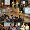 茨城県立つくば特別支援学校PTA主催コンサートに出演しました☆