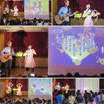 埼玉県戸田市・笹目川保育園でコンサートを行いました☆