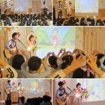 横浜三輪幼稚園でコンサートに出演しました☆
