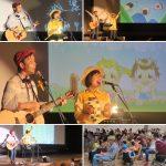 国分寺市・本多公民館《新緑まつり》コンサートは地域家族で大盛り上がり☆