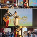 練馬区・旭町保育園の親子コンサートに出演しました☆