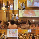 (5年連続5回目!)四街道市わろうべの里キッズコンサートは今年も大成功☆