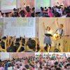 [4回目☆]横浜市・大熊保育園のコンサートに出演しました!