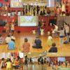 秋田県横手市・子育て支援センターの親子イベントに出演しました☆