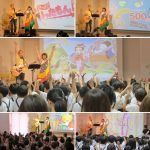 品川区・ぷりすくーる西五反田で食育がテーマのコンサートを行いました☆