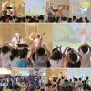 川崎市宮前区・みなみすがお保育園で親子コンサートを行いました☆