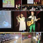 (7年ぶり2度目!)千葉県市川市・三愛幼稚園でファミリーコンサートを公演しました☆