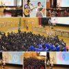 岐阜県・仁木小学校コミュニティフェスタにて《人権講演コンサート》をお届けしました☆