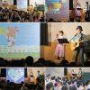 文京区・久堅保育園の父母の会イベントへコンサートをお届けしました☆